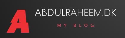 Abdulraheem.dk